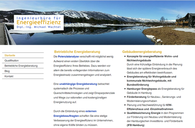 neue Website